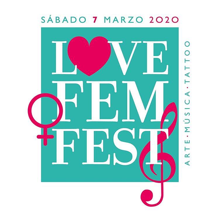 imagen love fem fest